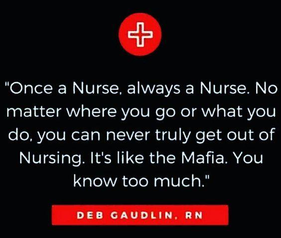 once a nurse quotes pinterest