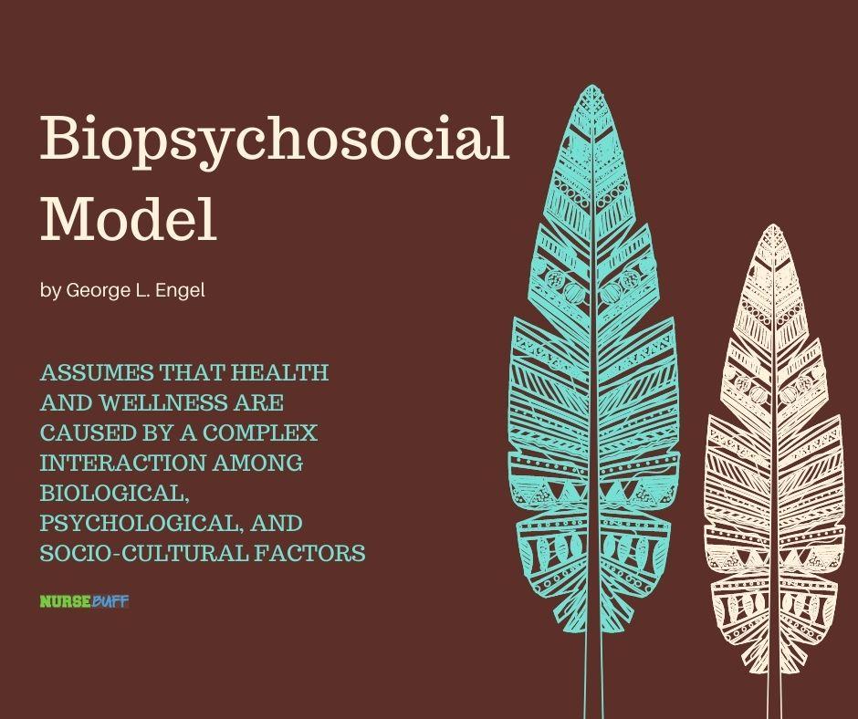 biopsychosocial model nursing theories