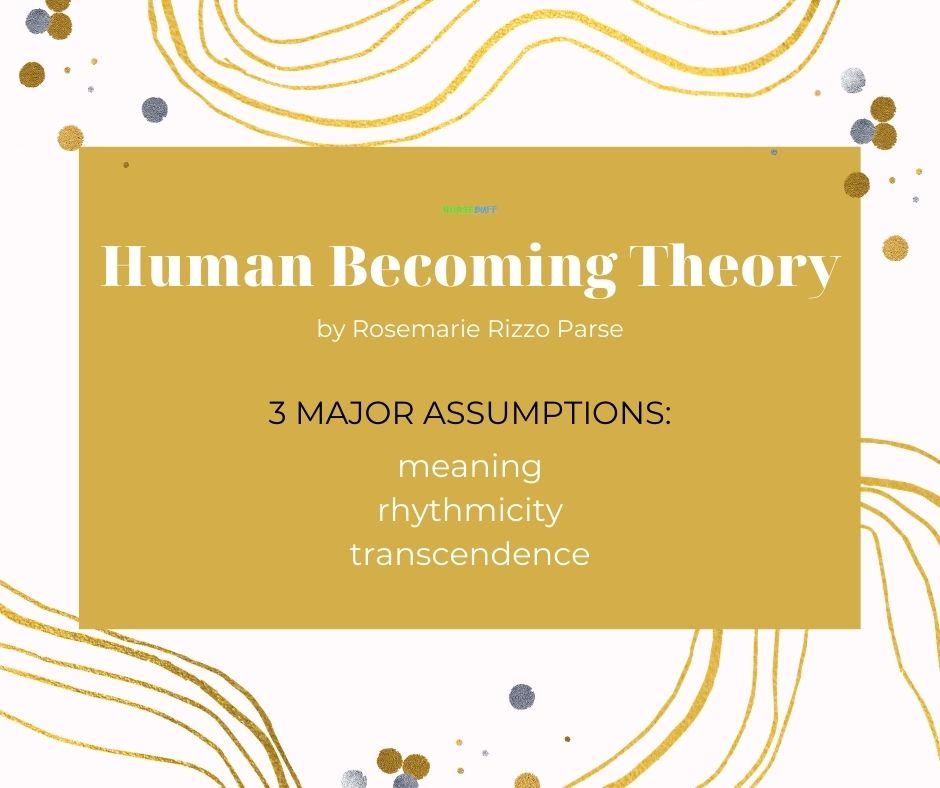 human becoming nursing theories