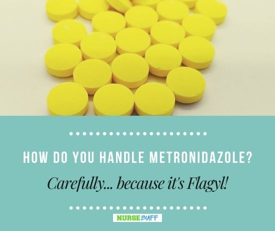 funniest nurse metronidazole jokes