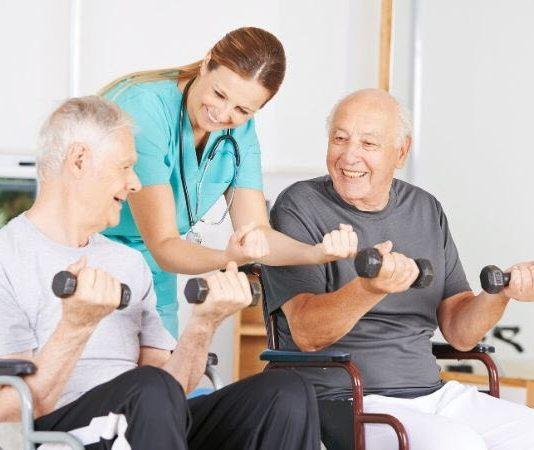 fitness nursing