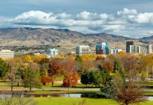 best nursing schools in idaho