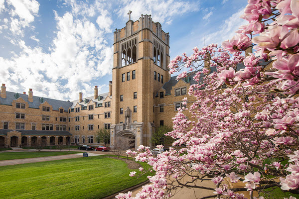 saint marys college notre dame indiana