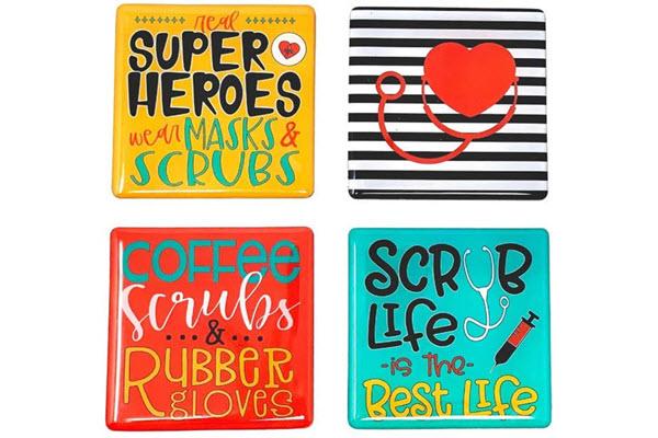 cute magnet gift sets for nurses