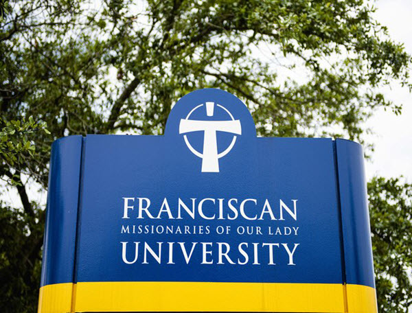 franciscan missionaries of our lady university
