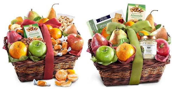 fruit orchard delight basket