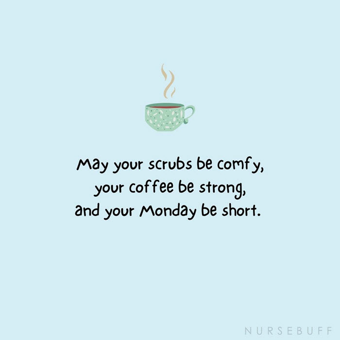 nursing coffee be strong quotes