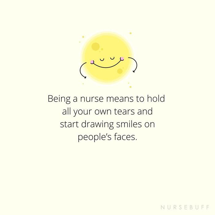 nursing drawing smiles quotes
