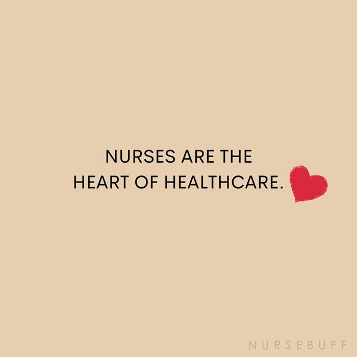 nursing heart if healthcare quotes