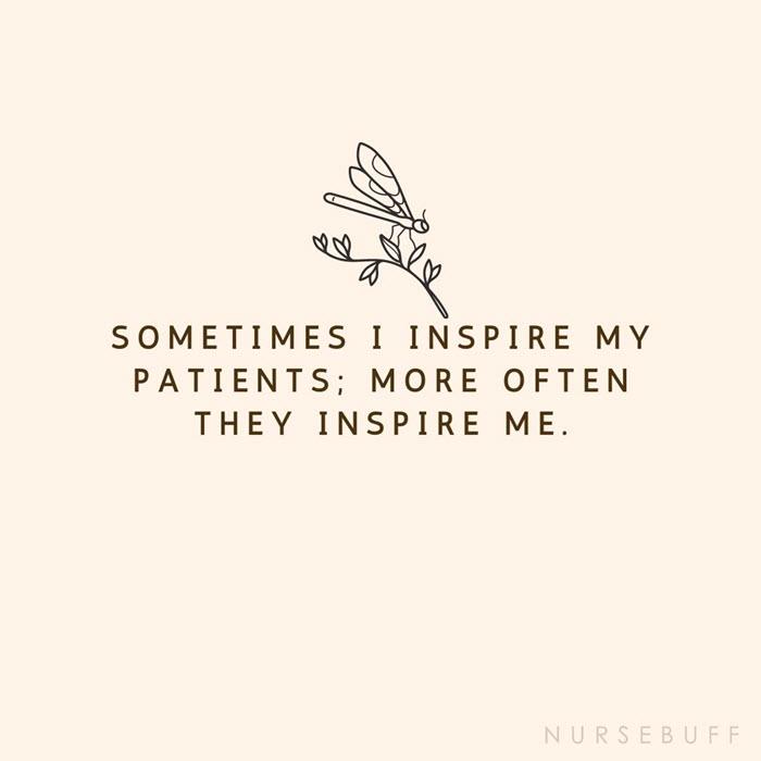 nursing inspiration quotes