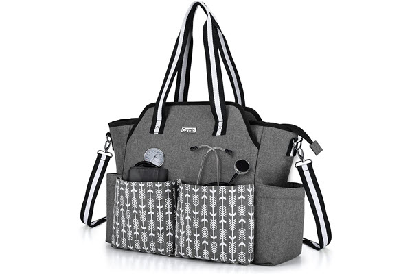 curmio home health nurse bag