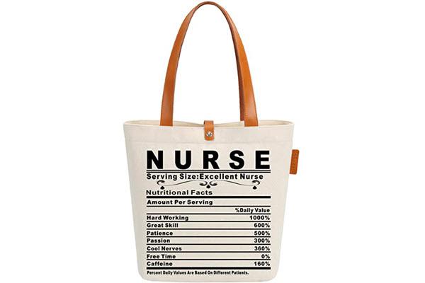 so each canvas nurse bag